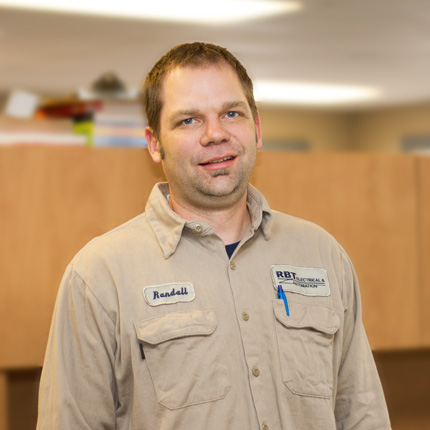 RANDALL KOOPS, GENERAL MANAGER, AUTOMATION & CONTROL