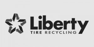 Liberty Tire Recycling logo