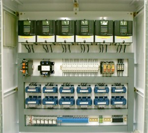 Automation control box