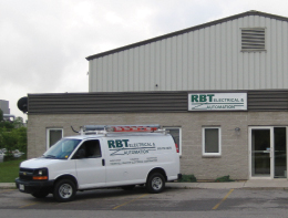 RBT Electrical and Automation Services in Brantford