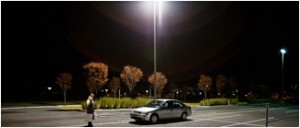 Exterior Lighting Parking Lot